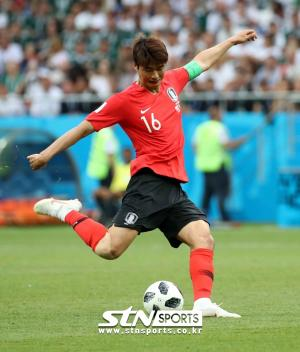 Ki Sung-Yeong Struggling with his Penalty Fee